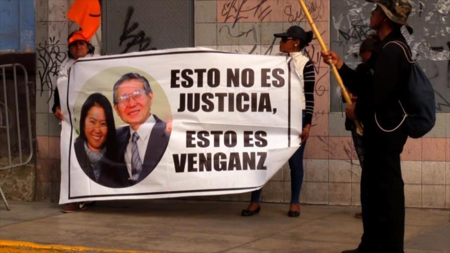 Juez peruano dicta prisión preventiva contra Keiko Fujimori