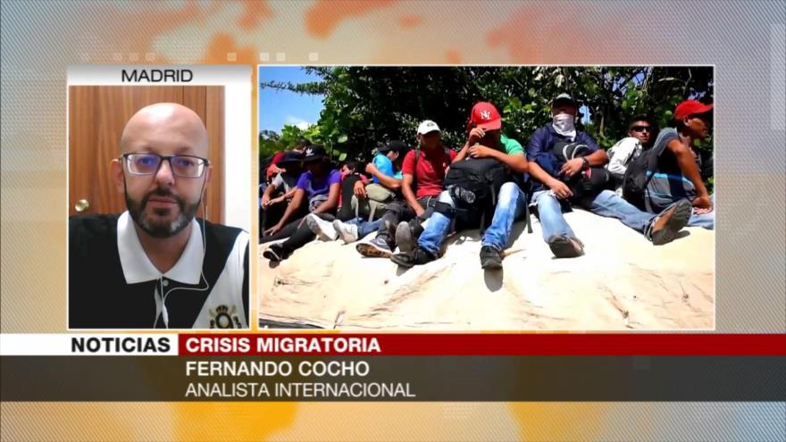 Cocho: Habrá masacre si Trump envía tropas para impedir migración