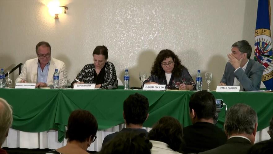 Gobierno de Nicaragua califica de injerencista a CIDH