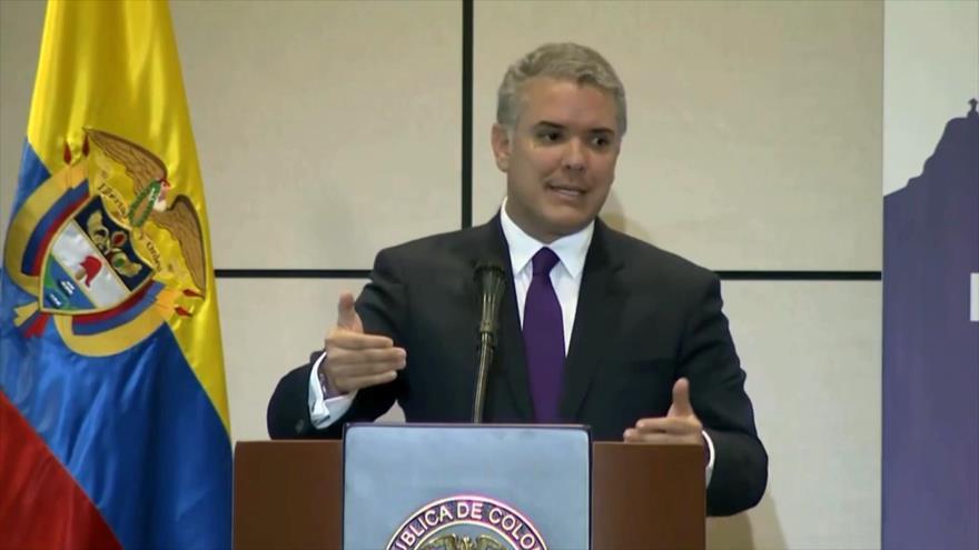 Gobierno colombiano presenta nueva reforma tributaria