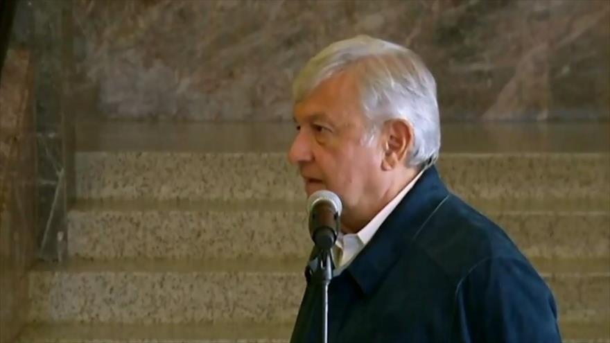 AMLO, presidente electo polémico en México