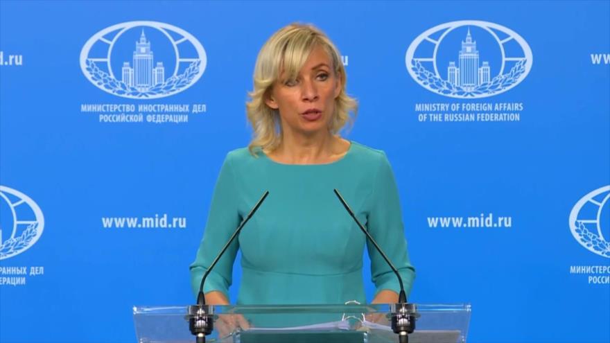 Rusia: La salida de EEUU del INF es su error más peligroso