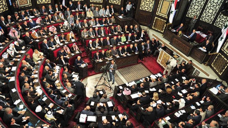 'La causa palestina es parte inseparable de la lucha nacional de Siria'