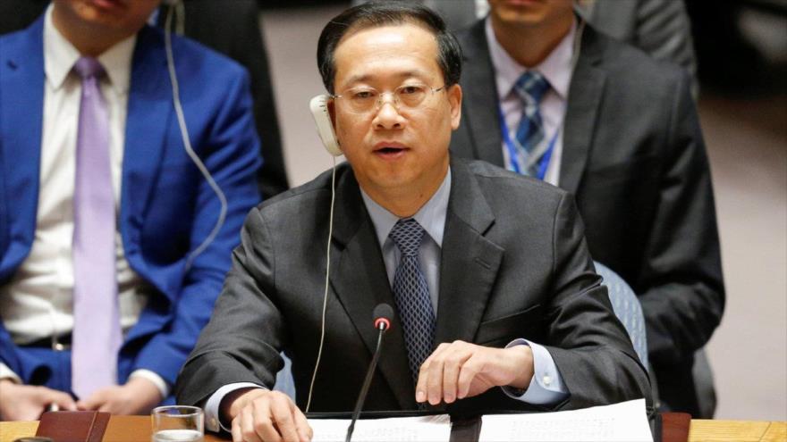 'China se opone a aplicación unilateral de sanciones a cualquier país'
