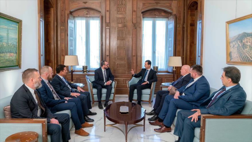 Al-Asad: Europa cometió gran error por alejarse de realidad en Siria | HISPANTV