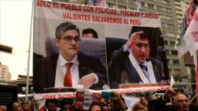 Domingo Pérez, fiscal peruano pone en jaque a sus expresidentes