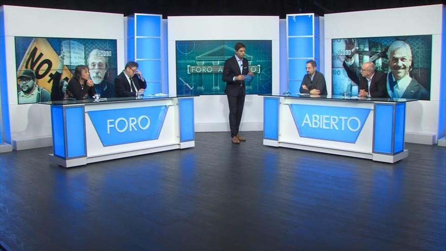 Foro Abierto; Chile: las pensiones a debate