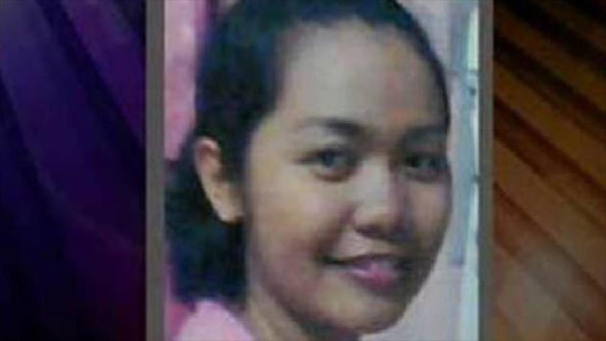 Tuti Tursilawati, la criada indonesia que fue ejecutada en Arabia Saudí por matar a su empleador.