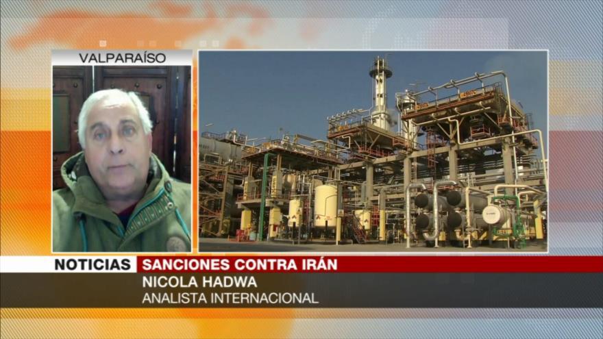 Hadwa: EEUU fracasará en su intento por aislar a Irán de mercados