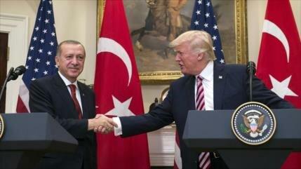 EEUU y Turquía retiran sanciones cruzadas a sus ministros