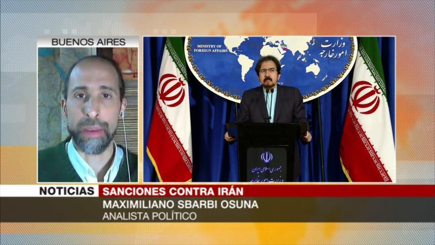 Osuna: Irán seguirá comerciando con petróleo con apoyo de Europa