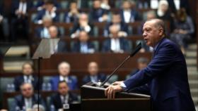 Erdogan acusa a 'altos niveles' saudíes de asesinato de Khashoggi