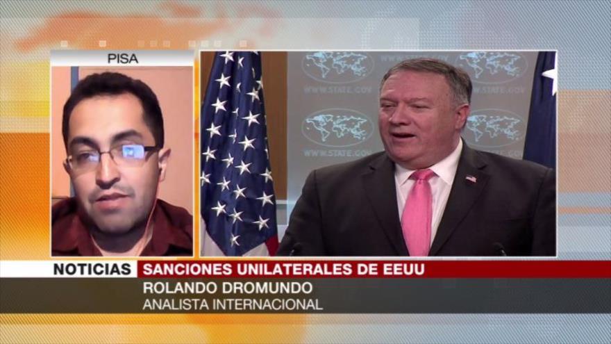 Dromundo: Política agresiva de EEUU hacia Irán le saldrá muy cara