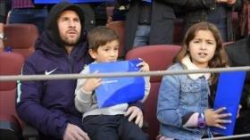 Messi en un nuevo lío fiscal tras ser acusado de lavado de dinero
