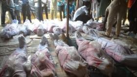 Ejército nigeriano cita a Donald Trump para reprimir a chiíes