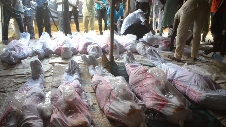Ejército nigeriano cita a Trump para justificar disparos contra chiíes