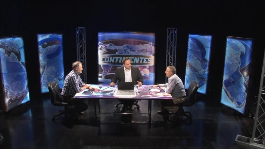 Continentes; Jurgen Vogt y Walter Formento: Alemania: el regreso de los nazis