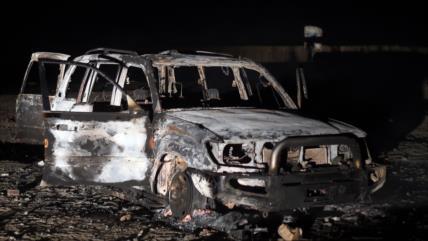 7 muertos en atentado asumido por EIIL contra cristianos en Egipto