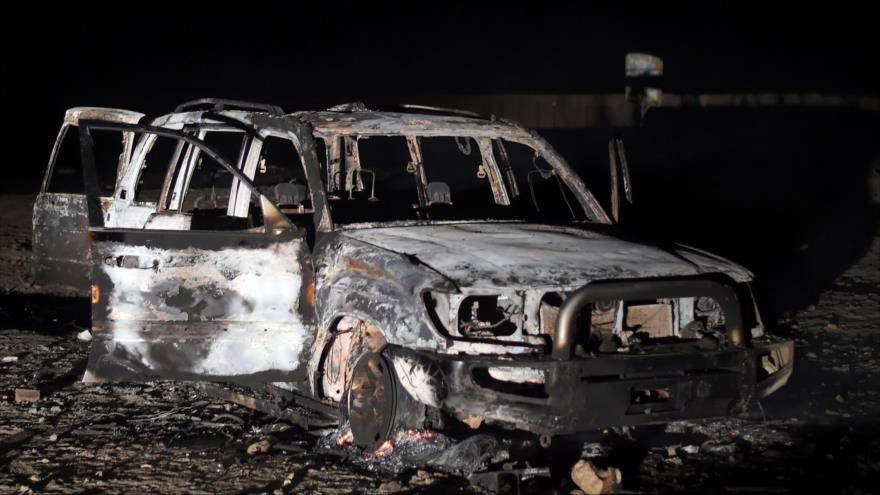 7 muertos en atentado asumido por EIIL contra cristianos en Egipto | HISPANTV