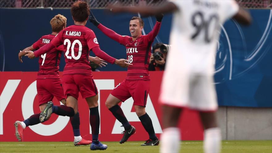 Persépolis pierde 2-0 ante Kashima en 1.ª ronda del final de Asia