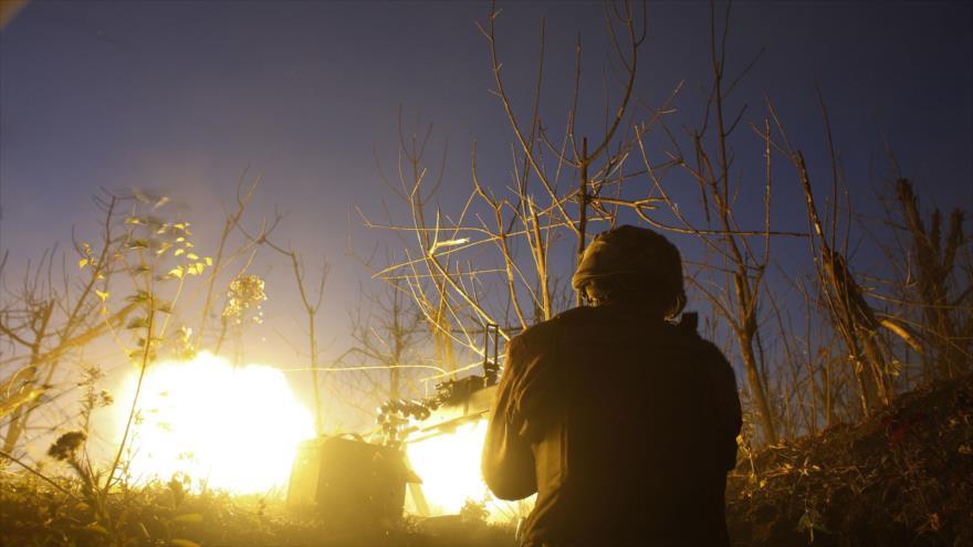 Fuerzas de Ucrania atacan a los independentistas en Donetsk | HISPANTV