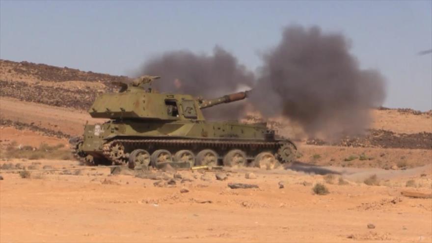 Ejército sirio avanza ante Daesh en el sur del país