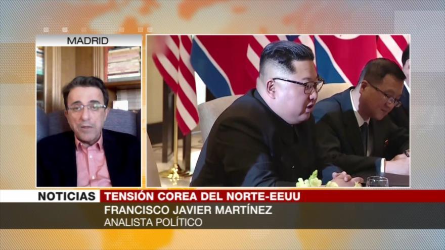 'Pyongyang incrementaría su poder nuclear ante presiones de EEUU'