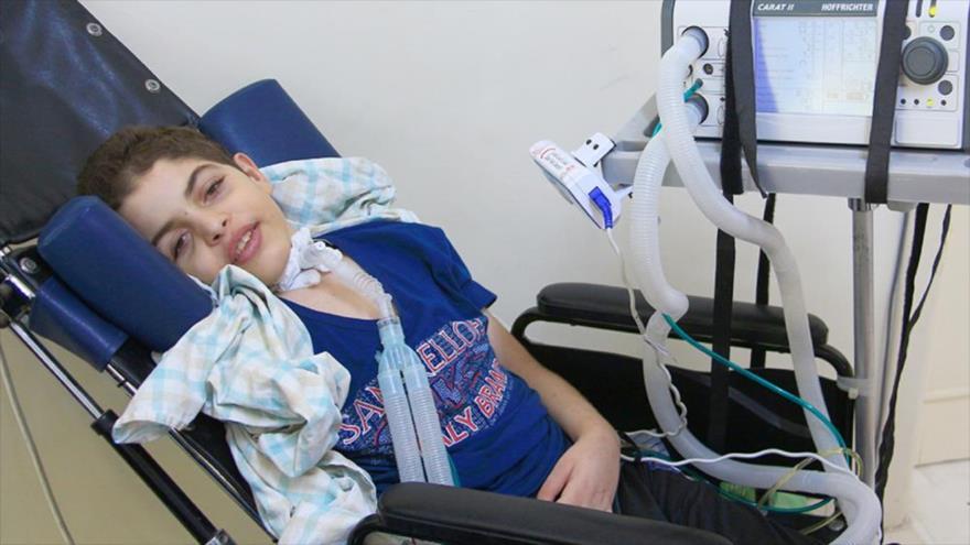 Menor palestino sucumbe a las heridas sufridas en agresión israelí