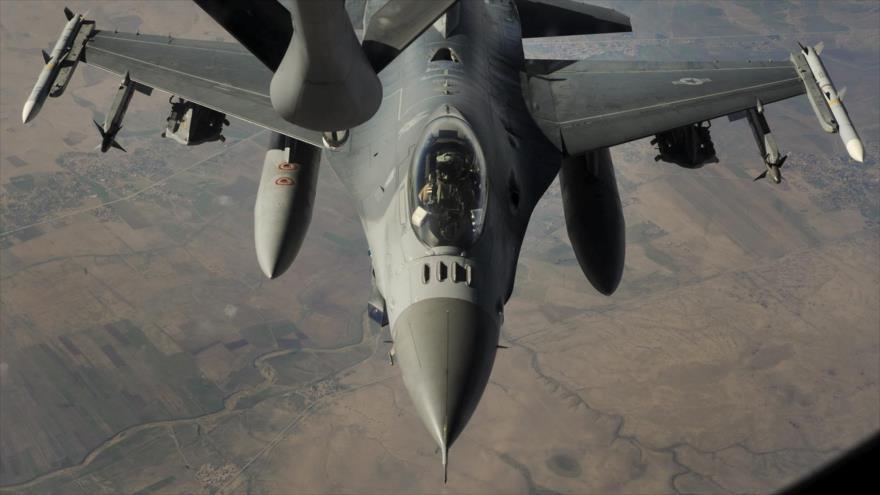 Coalición de EEUU contra Daesh asesina a otros 15 civiles en Siria