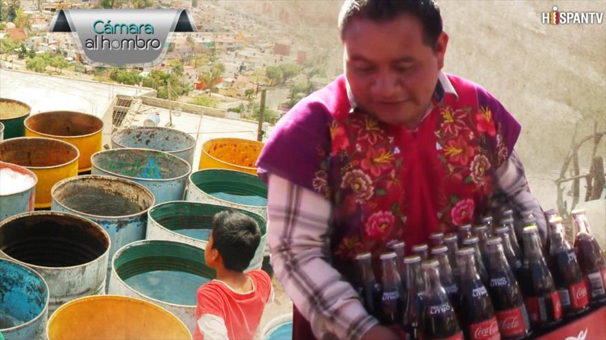 Cámara al Hombro: En Chiapas, es más fácil adquirir refrescos que agua potable