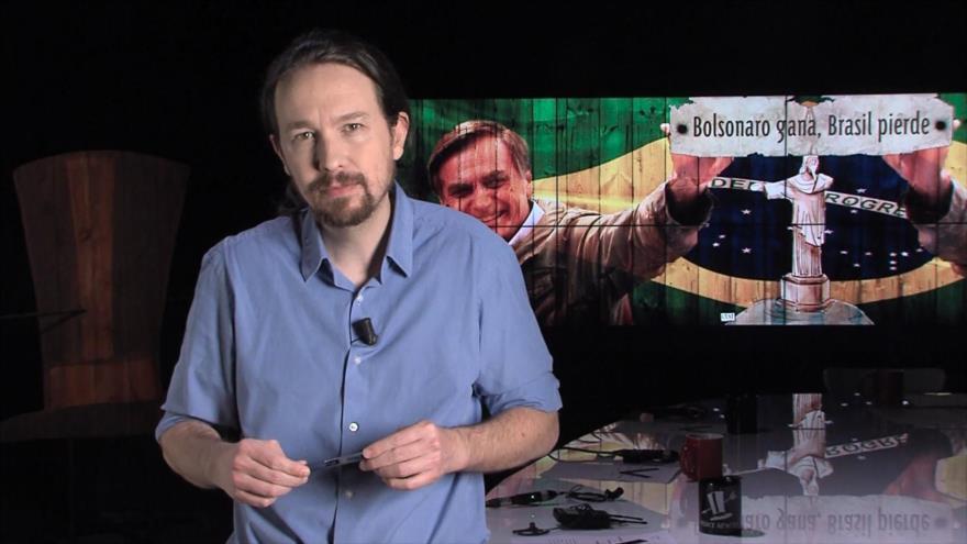 Fort Apache: Bolsonaro gana, Brasil pierde