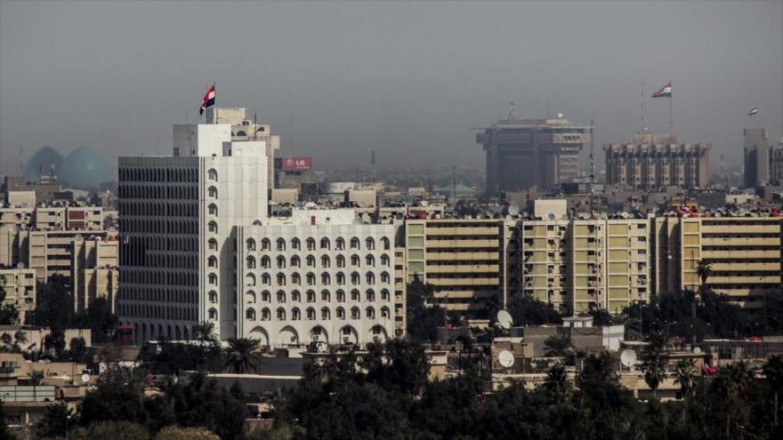 Irak denuncia injerencia de EEUU en sus asuntos internos