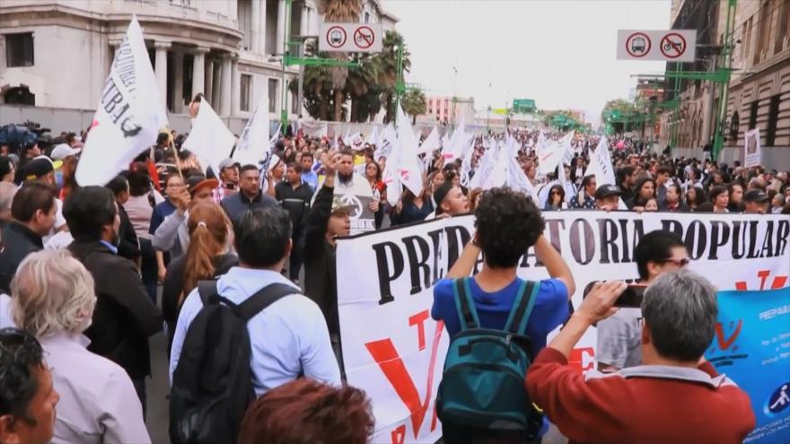 Desde México: Universitarios en México al filo de la navaja