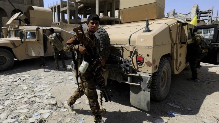 Tribus de Al-Raqa y Deir Ezzor llaman a luchar contra aliados de EEUU