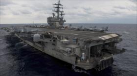 Un portaviones de EEUU se suma a maniobras militares de Japón