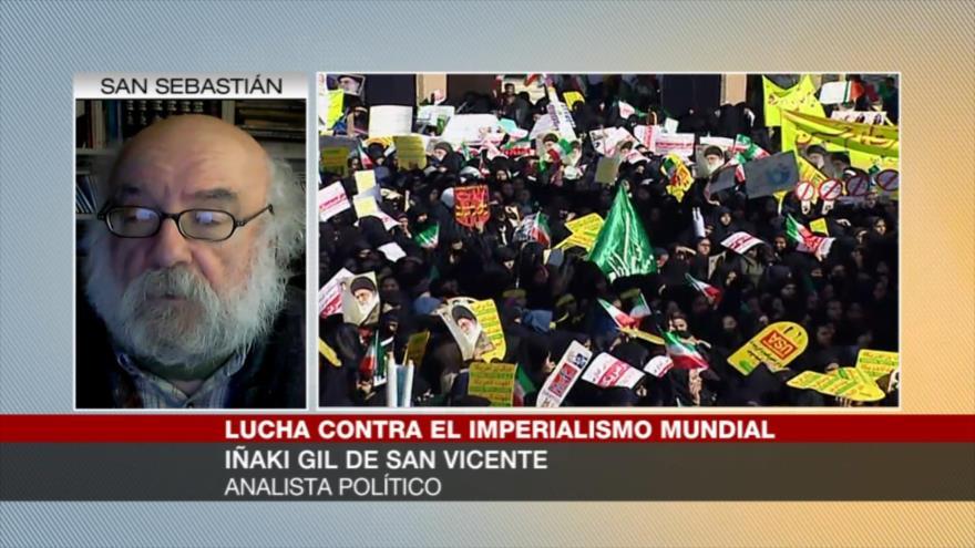 Gil: Marchas del 4-N reflejan fracaso de políticas antiraníes de EEUU