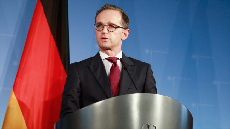 Alemania reafirma su apoyo al acuerdo nuclear con Irán