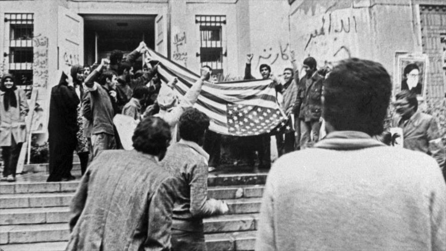 Historial de la toma del 'Nido de Espionaje' de EEUU en Irán