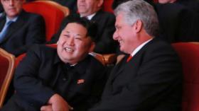 Díaz-Canel llega a Pyongyang para fortalecer lazos bilaterales
