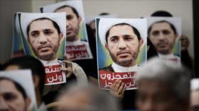 Baréin condena a tres líderes opositores a cadena perpetua