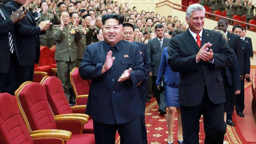 Cuba y Corea del Norte cimentan los lazos bilaterales