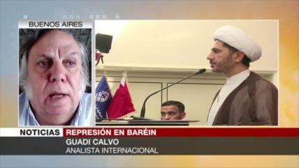 Calvo: Persecución de chiíes en Baréin es plan de Riad y EEUU