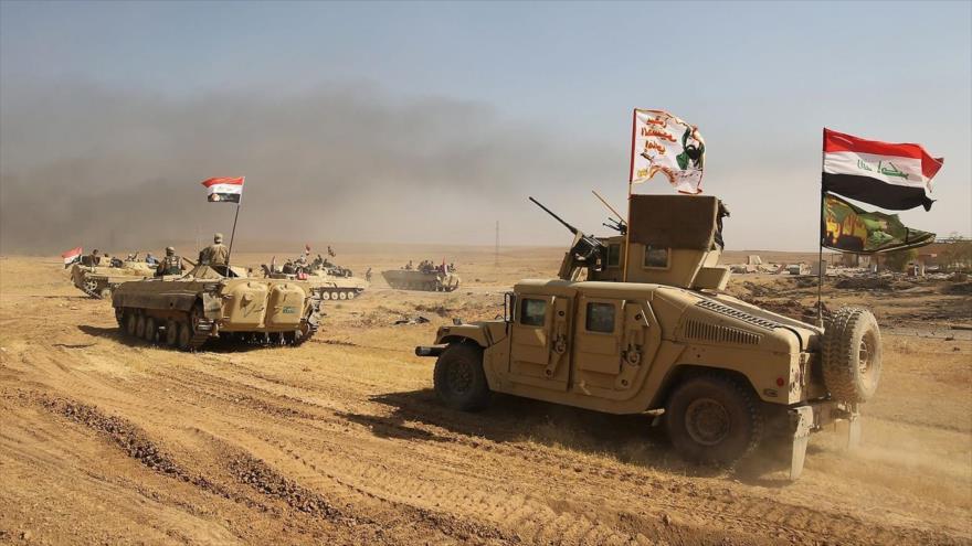 Fuerzas iraquíes optan por eliminar a EIIL en Siria donde opera EEUU