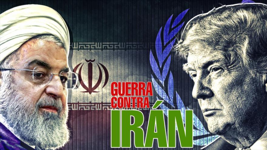 Detrás de la Razón: EEUU ataca a Irán a las 12 de la noche, con sanciones