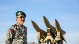 Irán comienza maniobras de defensa aérea a gran escala