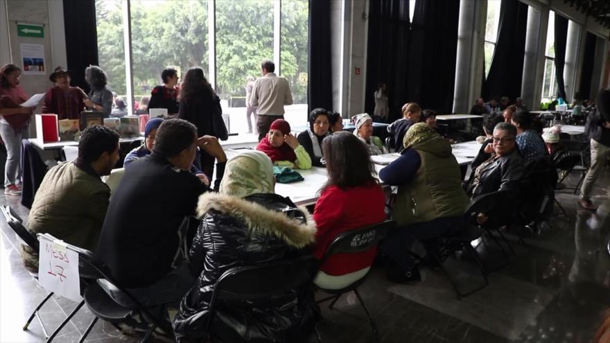 Culmina Foro Social Mundial de Migraciones en Ciudad de México