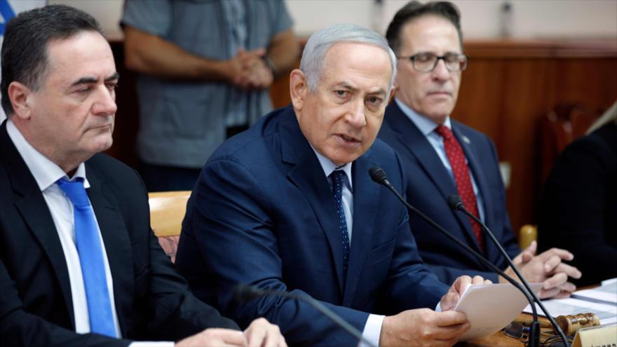 Día de sanciones de EEUU a Irán, 'histórico' para Netanyahu
