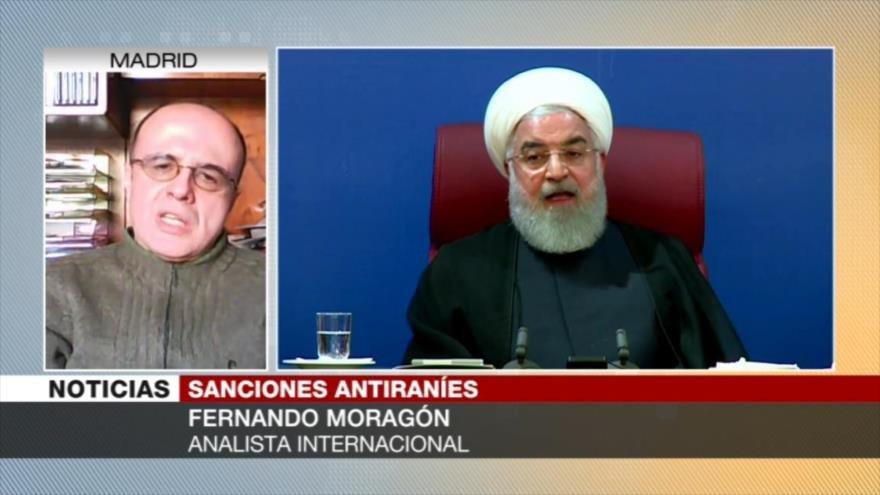 Moragón: Irán tiene su propia fórmula para evitar sanciones de EEUU
