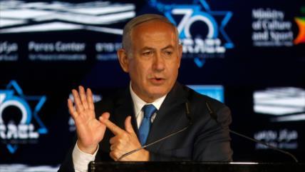 Netanyahu impulsa ley que permite ejecución de presos palestinos
