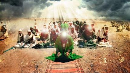 El Imam Husein (P) y sus compañeros se sacrificaron por la justicia